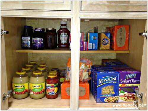 How to Save Money on Groceries (Part 2) Building Your Stockpile