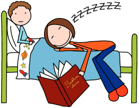 bedtime story Guest Posting Over at The SITS Girls on How to Get Your Kids Out The Door!