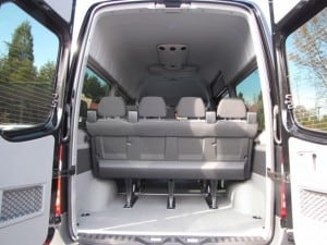 Sprinter cargo view 300x225 Sharons Favorite Things......  The right car for a large sized family!