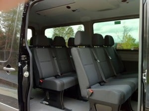 sprinter van interior 300x224 Sharons Favorite Things......  The right car for a large sized family!