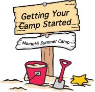 Getting Your Summer Camp at Home Started