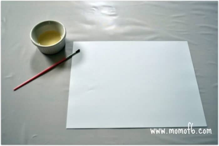 Momof6 Invisible Ink1 Summer Camp At Home Craft Idea  Notes Written With Invisible Ink