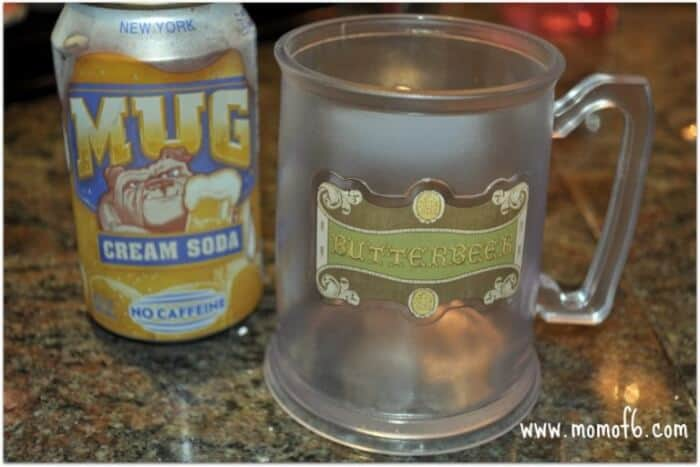 Momof6 Butterbeer2 Cooking with the Kids: Butterbeer!
