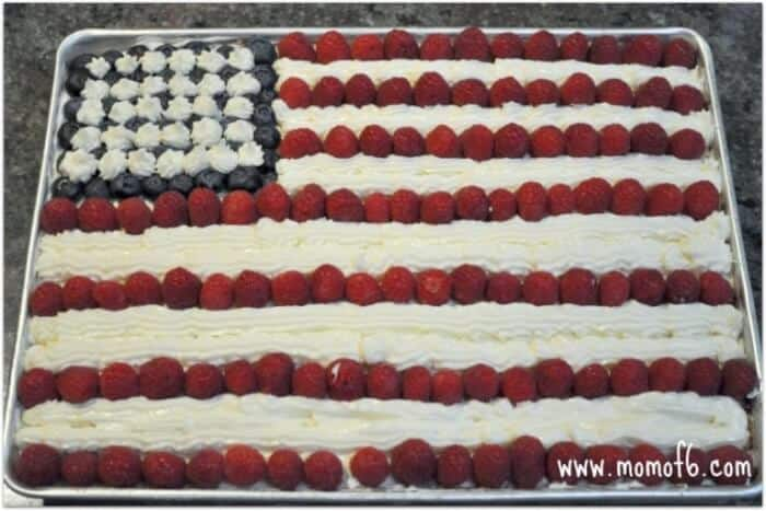 Flag Cake Just Cake Ideas and Designs