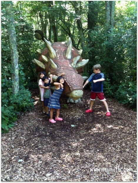 Momof6 The Dinosaur Place 2 Fun Summer Camp At Home Field Trip: The Dinosaur Place