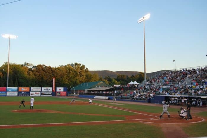 5 Reasons To Take Your Kids to A Minor League Baseball Game!