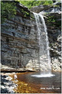 Waterfalls- Minnewaska2