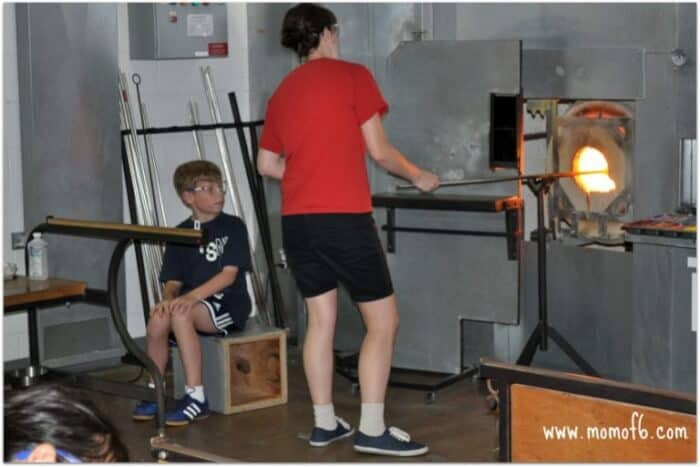 Corning Glass Museum Momof6 9 Summer Camp At Home Field Trip: Factory Tours!