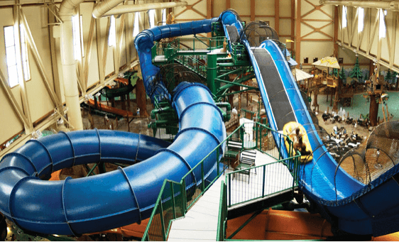 Hydro Plunge Summer Camp At Home Field Trip: Great Wolf Lodge
