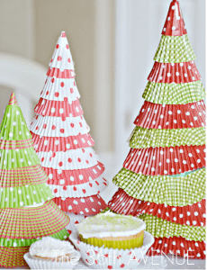 Cupcake Liner Christmas Tree Tatortots Jello 230x300 Links to Love: A Christmas Edition