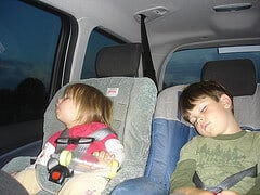 Post image for Should I leave my kids alone in the car- for just a moment?