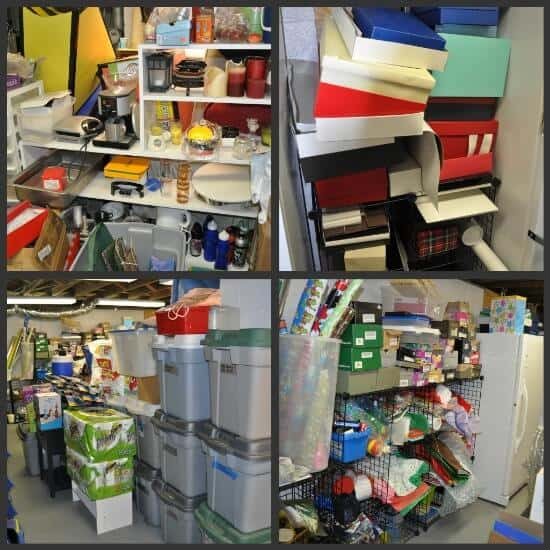 Declutter Your Life The Big Basement Challenge And