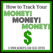 How to track your money badge Get Your Life Organized Boot Camp  Wrap Up!