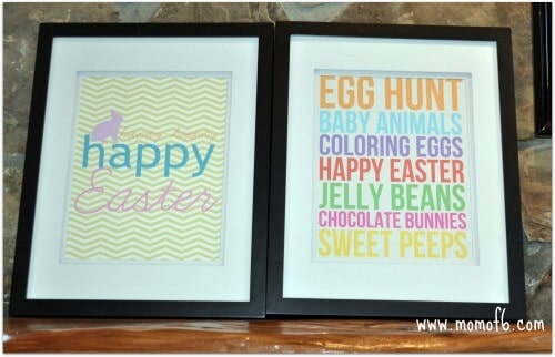Momof6 Spring and Easter Family Room 1 The 10 Best Free Easter & Spring Subway Art Printables!