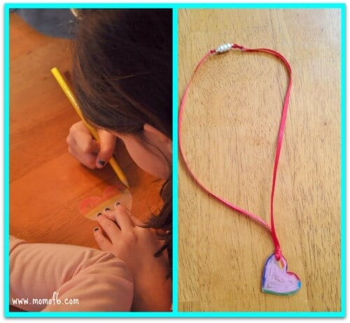 Puppy and Pony Party Necklace Craft 8 Year Old Girls Birthday Party Idea: Ponies and Puppies!