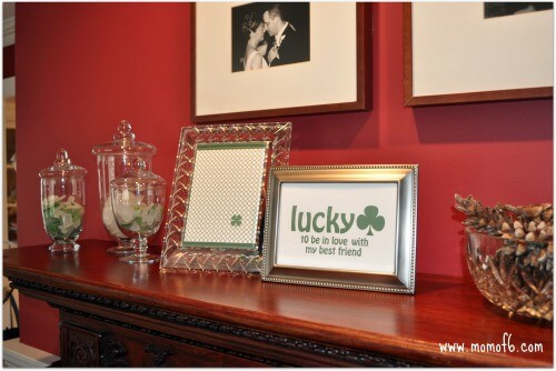 St Patricks Day Printables and Mantle DRoom Left The 10 Best St Patricks Day Subway Art Printables!
