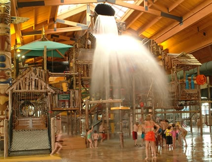 Great Family Vacation Idea Great Wolf Lodge Momof6