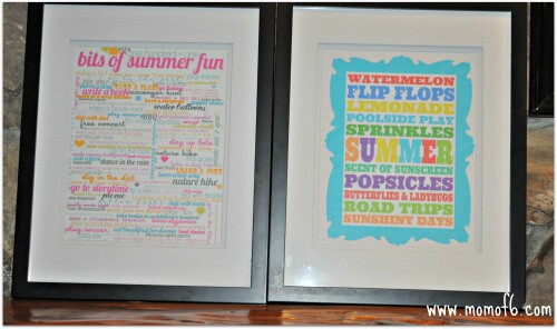 Best Free Summer Subway Art01 The 10 Best Free Summer Subway Art Printables!