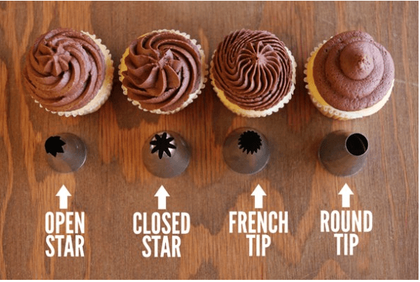 Cupcake Frosting Tips 590 x 397 · 352 kB · png