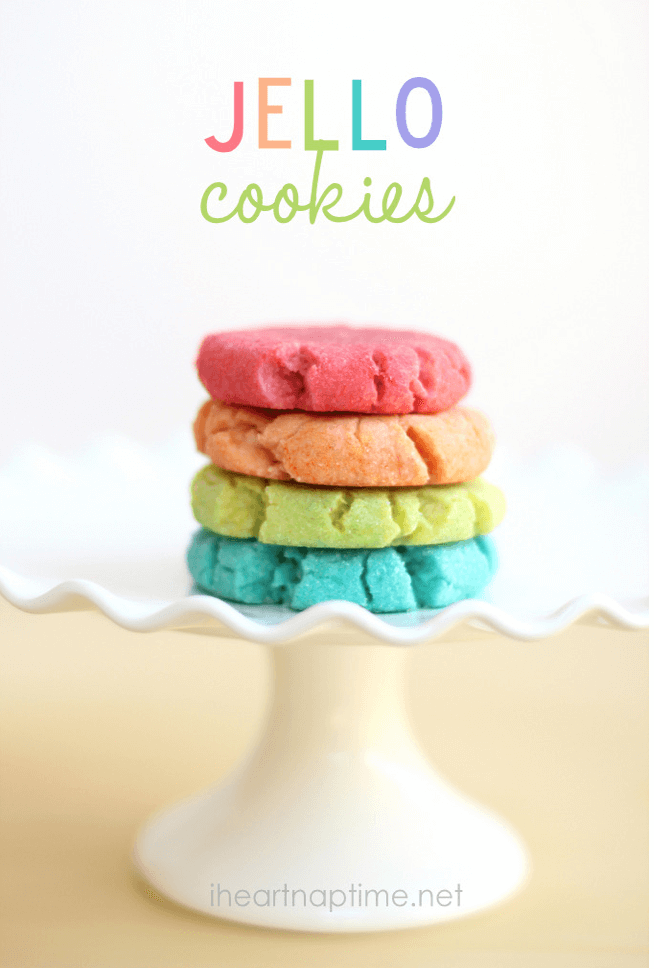 Jello Cookies Links to Love: Ideas to Enjoy Your Memorial Day Weekend!