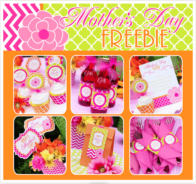 Mothers Day Printables Links to Love: Happy Mothers Day! Indulgent Ideas for You...