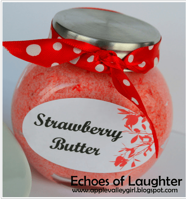 Strawberry Butter Li