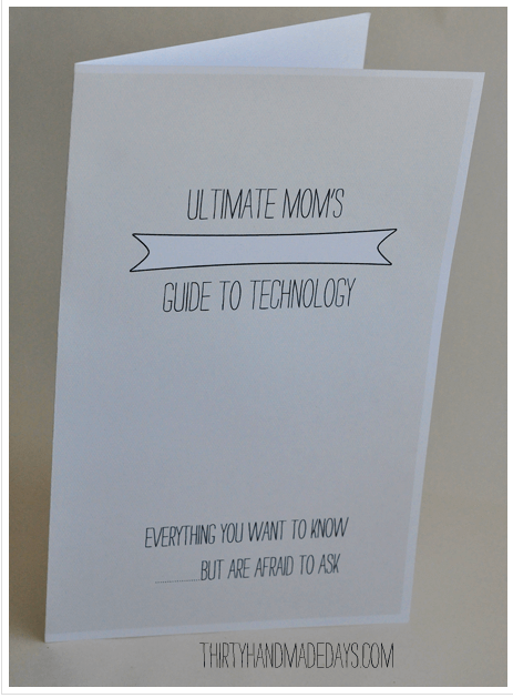 Ultimate Mom Guide to Technology Links to Love: Happy Mothers Day! Indulgent Ideas for You...