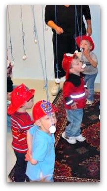 ff1 Great 3 Year Old Birthday Party Idea: A Firefighters Party!