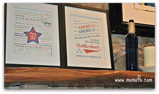 10 Best July 4th Printables 1 2 The Top 10 Free July 4th Subway Art Printables