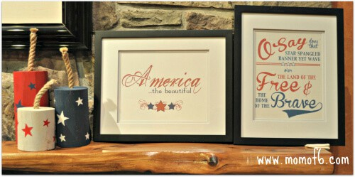10 Best July 4th Printables 3 4 The Top 10 Free July 4th Subway Art Printables