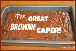 The Great Brownie Caper