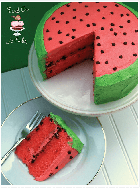 Watermelon Cake Links to Love: The Start of Summer Edition!