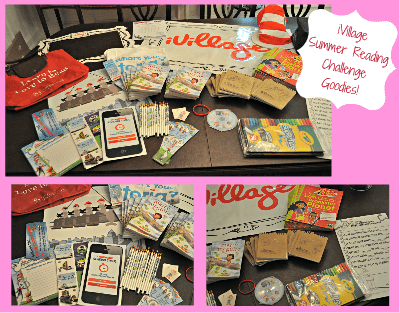 iVillage Summer Reading Challenge Goodies 4 Tips on How to Avoid the Summer Slide