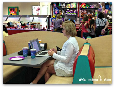 working at Chuck E Cheese 5 Tips for Moms on Surviving a Visit to Chuck E Cheese!