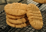 Best EVER Peanut Butter Cookies!