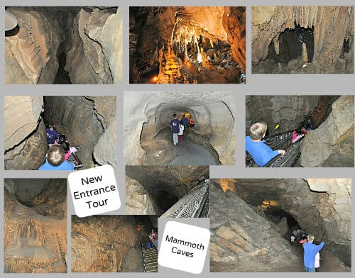 Mammoth Caves New En