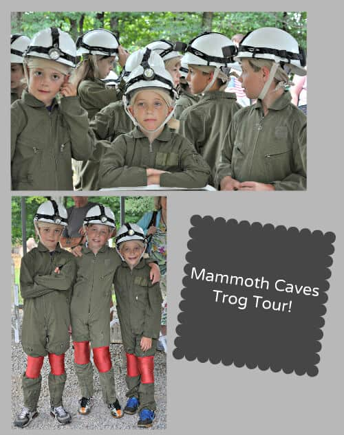 Mammoth Caves Trog Tour 5 Reasons to Visit Mammoth Cave with Kids!