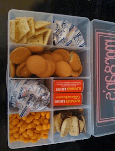Travel Treat Boxes Links to  Love: Great Camping Ideas