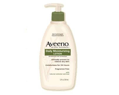 Aveeno Lotion What are your very favorite beauty products?