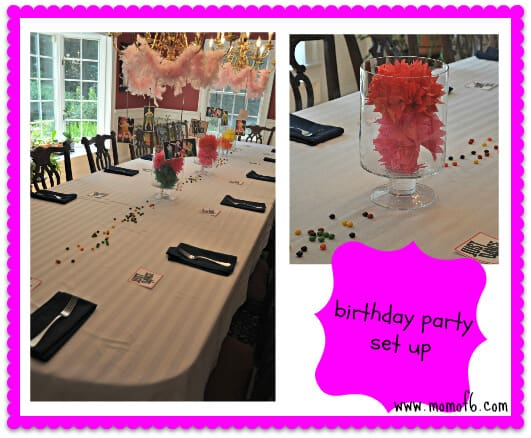 Birthday Party Set Up 7 Year Old Girl Birthday Party Idea: Just Dance Half Sleepover Party!
