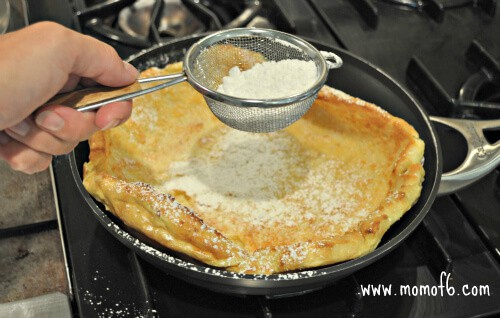 Dutch Baby7 Dutch Baby: An Easy Breakfast Treat You Can Make with your Kids!