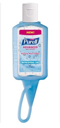 Purell Jelly Wrap Are You Sure Your Kids Wash Their Hands BEFORE They Eat Lunch..... At School?