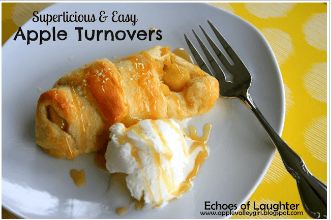 Easy Apple Turnovers Links to Love... Cool Stuff from Around the Web!