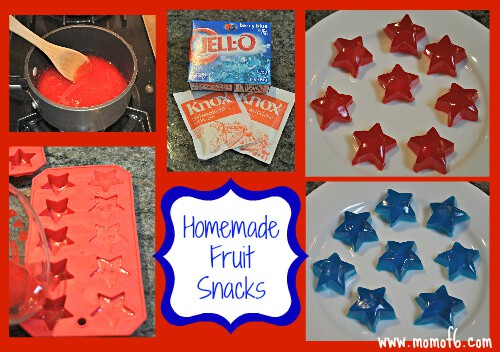 Homemade Fruit Snacks Beyond Bologna Challenge: Making Over the School Snack