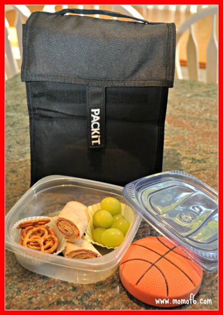 Packit Lunch Beyond Bologna Challenge: How do you keep school lunches the right temperature? (also Mini Honey Cornbread Muffins!)