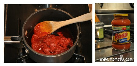 Carmelized Tomato Paste How to Make Store Bought Pasta Sauce Taste Homemade!
