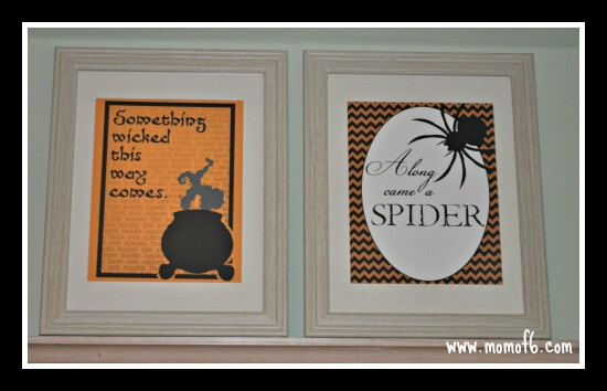 Halloween Subway Art KItchen 1 The Top 10 Free Halloween Subway Art Printables!