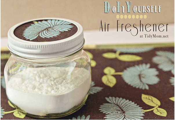 Homemade Air Freshener Links to Love: Cool Stuff to do Right Now!
