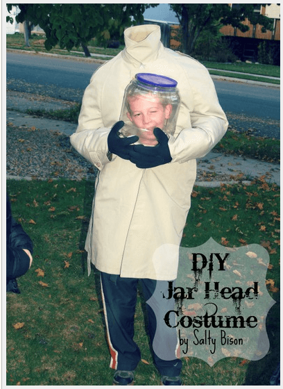 Jarhead Costume Links to Love  Last Minute Easy Halloween Ideas