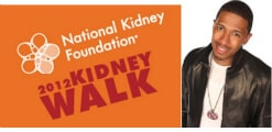 National Kidney Foundation Badge